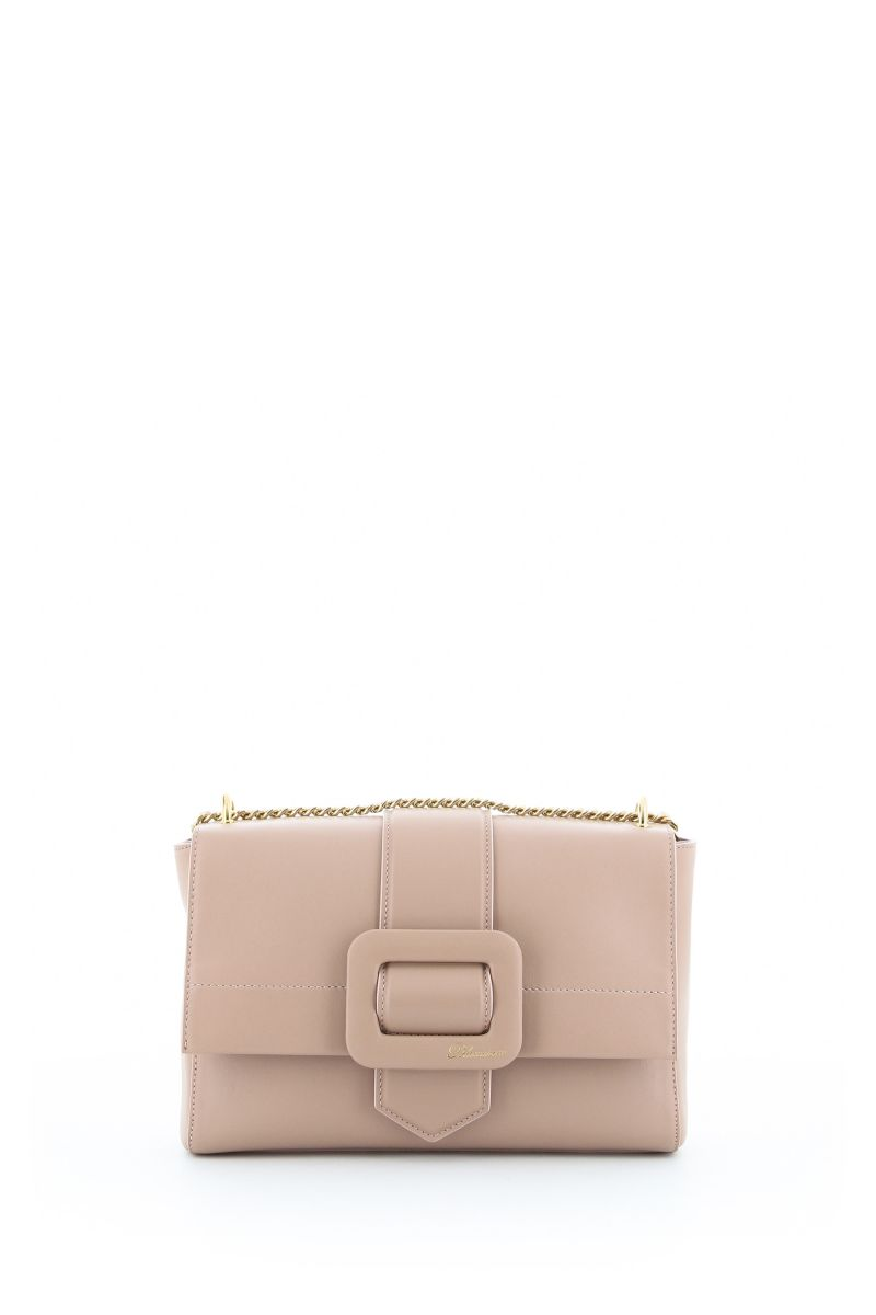 Astrid Shoulder Bag With Gold Strap