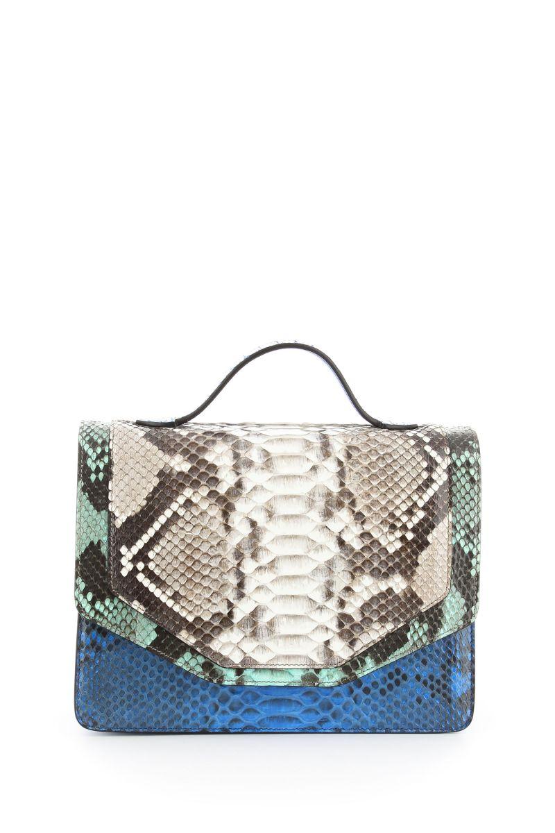 Amour Python Handbag