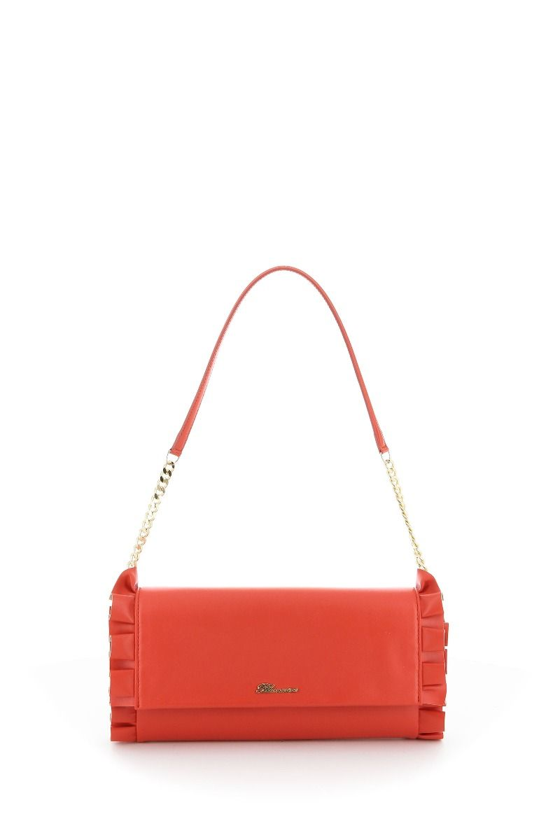 Charlotte Clutch With Strap