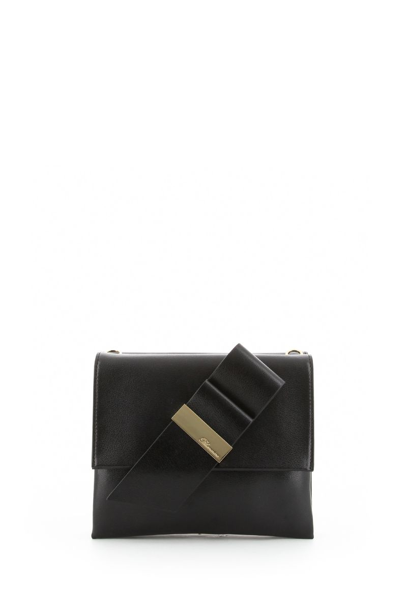 Colette Clutch Bag With Double Flap