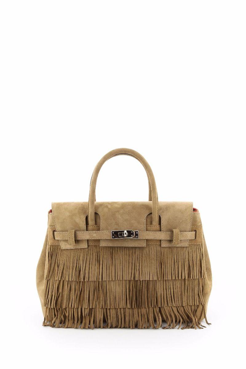 Hippie Chic Medium Fringe Bag