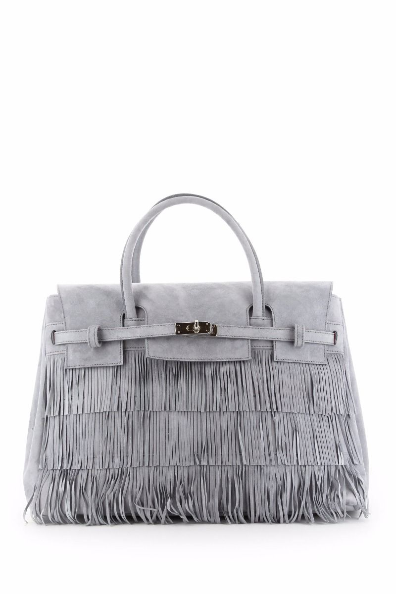 Hippie Chic Large Fringe Bag