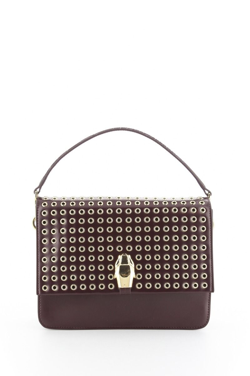Milano Handbag with Eyelets