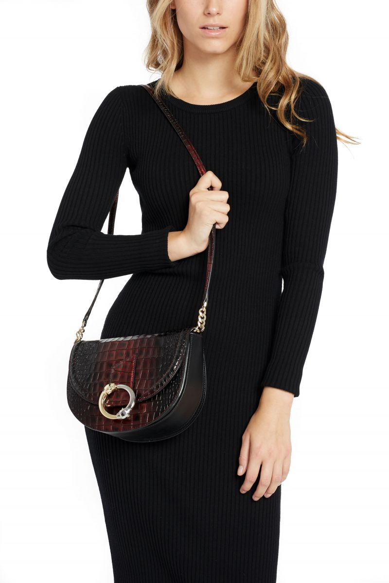 Night Dea Crossbody Handbag