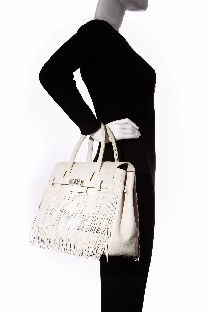 Hippie Chic Medium Fringe Bag