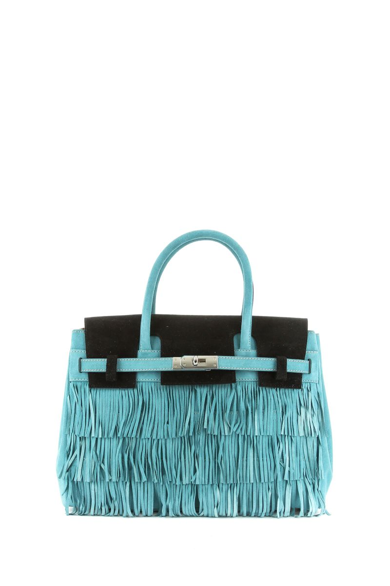 Hippie Chic Medium Two Tone Bag