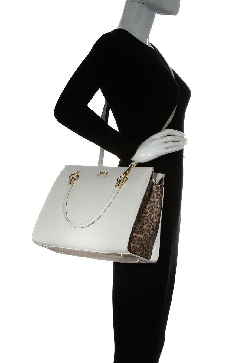 Leogram Medium Shoulder Bag