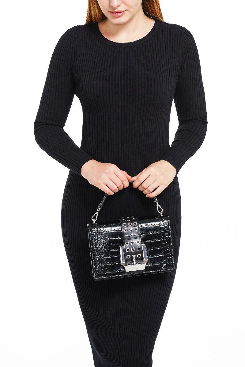 Tokyo Handbag with Buckle
